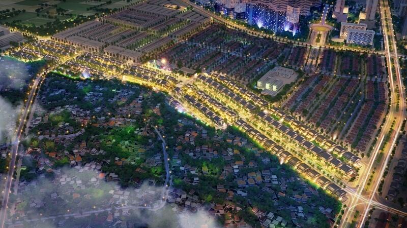 An Phú Shop-villa thừa hưởng đầy đủ tiện ích nội khu hiện đại và cao cấp của Khu đô thị Dương Nội.