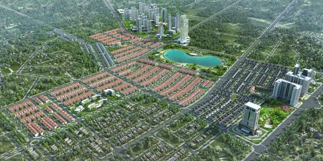 Khu đô thị Dương Nội được hưởng lợi trực tiếp từ dự án AEON MALL – loại hình sản phẩm thương mại đắt giá nhất hiện nay.